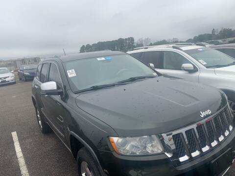 2011 Jeep Grand Cherokee for sale at Drive Now Motors in Sumter SC