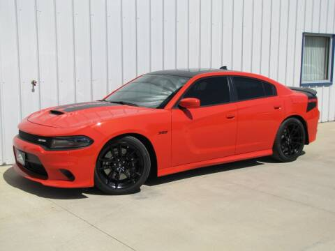2018 Dodge Charger for sale at Lyman Auto in Griswold IA