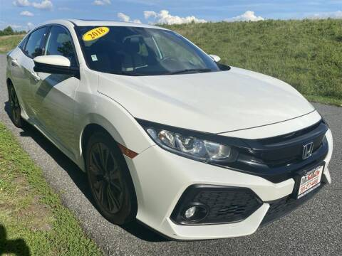 2018 Honda Civic for sale at Mr. Car City in Brentwood MD