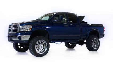 2007 Dodge Ram Pickup 2500 for sale at Houston Auto Credit in Houston TX