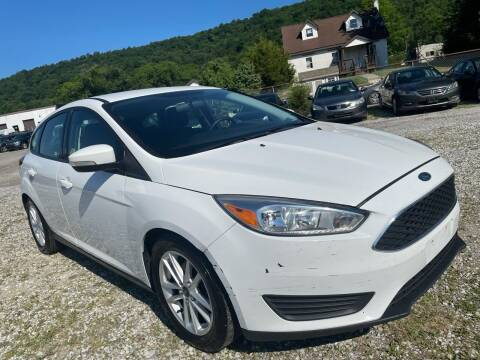 2016 Ford Focus for sale at Ron Motor Inc. in Wantage NJ
