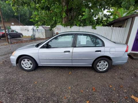 2001 Honda Civic for sale at Area 41 Auto Sales & Finance in Land O Lakes FL