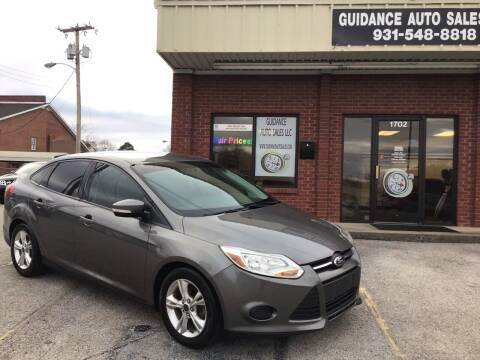 2014 Ford Focus for sale at Guidance Auto Sales LLC in Columbia TN