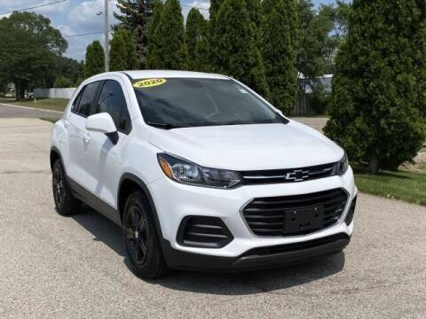 2020 Chevrolet Trax for sale at Betten Baker Preowned Center in Twin Lake MI