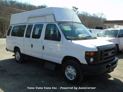 2009 Ford E-Series Cargo for sale at Vans Vans Vans INC in Blauvelt NY