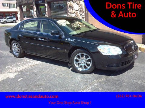 2006 Buick Lucerne for sale at Dons Tire & Auto in Butler WI