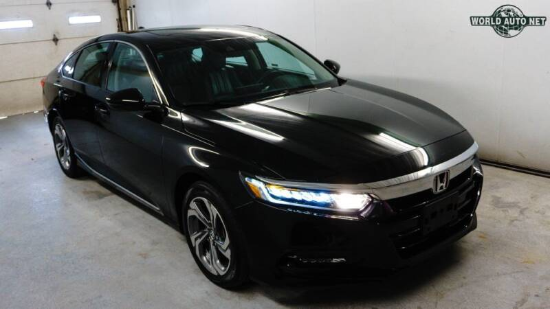 2019 Honda Accord for sale at World Auto Net in Cuyahoga Falls OH