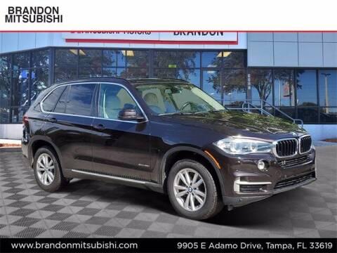 2015 BMW X5 for sale at Brandon Mitsubishi in Tampa FL