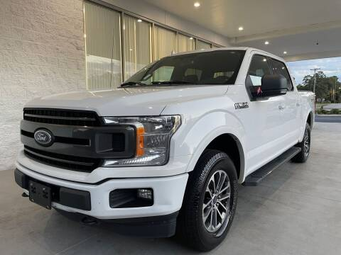 2018 Ford F-150 for sale at Powerhouse Automotive in Tampa FL
