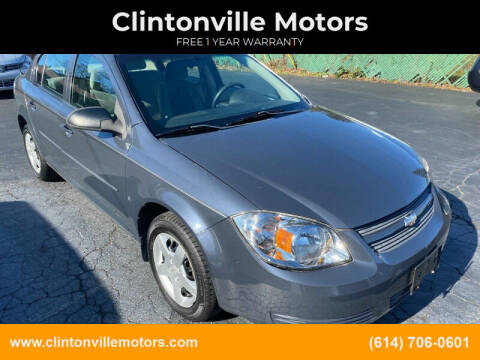 2008 Chevrolet Cobalt for sale at Clintonville Motors in Columbus OH