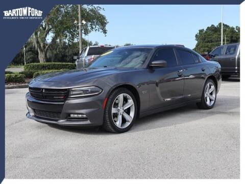 2016 Dodge Charger for sale at BARTOW FORD CO. in Bartow FL