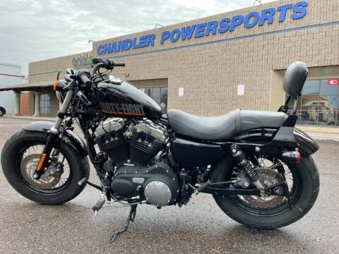 2013 Harley-Davidson Sportster Fourty-Eight for sale at Chandler Powersports in Chandler AZ