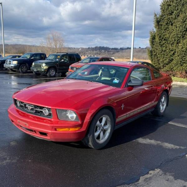 2008 Ford Mustang for sale at MBM Auto Sales and Service in East Sandwich MA