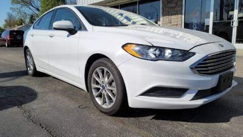 2017 Ford Fusion for sale at Tri City Auto Mart in Lexington KY