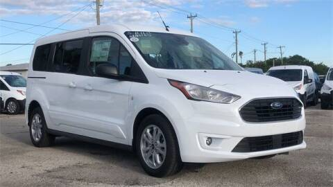 2020 Ford Transit Connect Wagon for sale at Your First Vehicle in Miami FL
