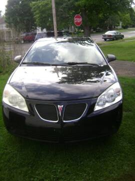 2007 Pontiac G6 for sale at Carlisle Cars in Chillicothe OH