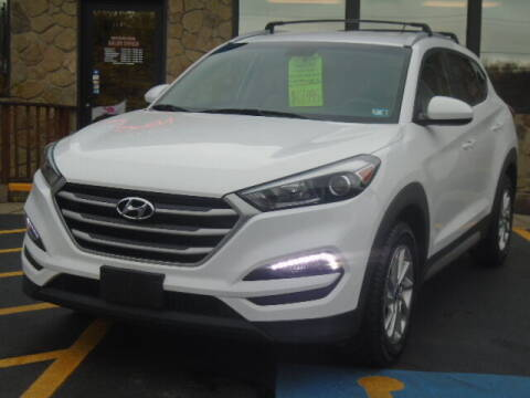 2017 Hyundai Tucson for sale at Rogos Auto Sales in Brockway PA