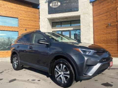 2017 Toyota RAV4 for sale at Hamilton Motors in Lehi UT