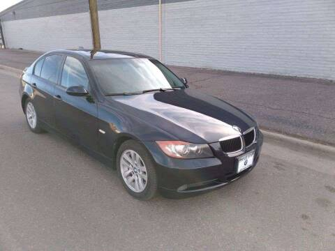 2007 BMW 3 Series for sale at Red Rock's Autos in Denver CO