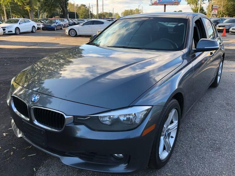 2014 BMW 3 Series for sale at Atlantic Auto Sales in Garner NC
