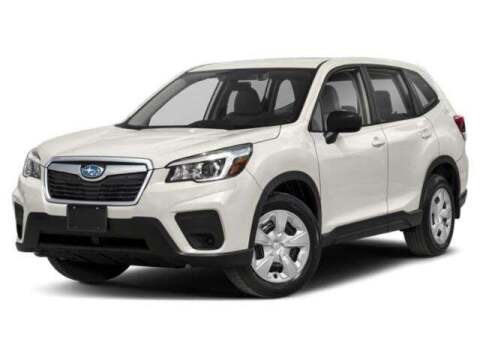 2019 Subaru Forester for sale at SCHURMAN MOTOR COMPANY in Lancaster NH