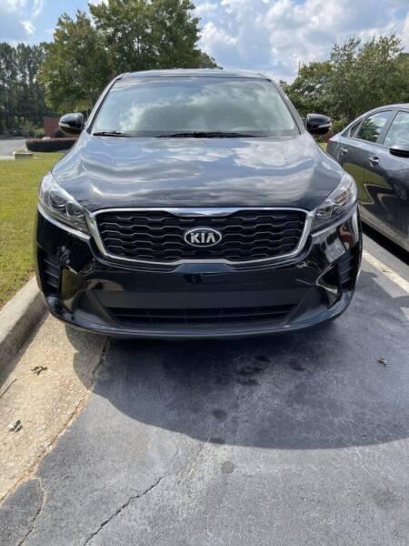 2020 Kia Sorento for sale at Luxury Auto Line in Atlanta GA