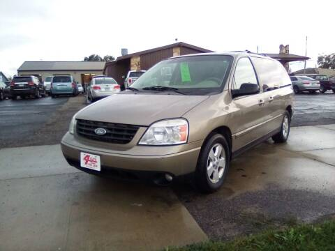 2004 Ford Freestar for sale at Four Guys Auto in Cedar Rapids IA