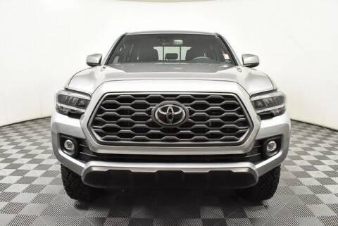 2021 Toyota Tacoma for sale at Southern Auto Solutions-Jim Ellis Hyundai in Marietta GA