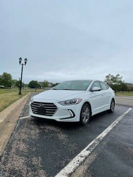 2018 Hyundai Elantra for sale at Prime Auto Sales in Rogers MN
