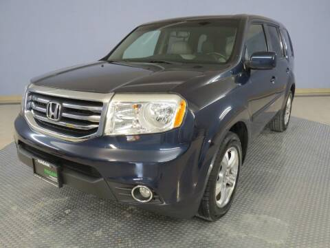 2012 Honda Pilot for sale at Hagan Automotive in Chatham IL