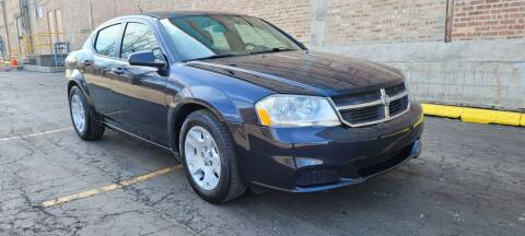 2014 Dodge Avenger for sale at U.S. Auto Group in Chicago IL