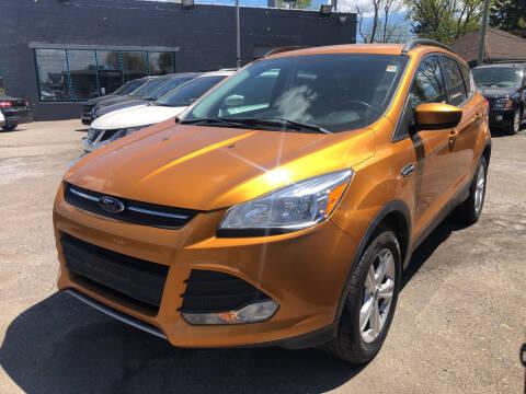 2016 Ford Escape for sale at Champs Auto Sales in Detroit MI
