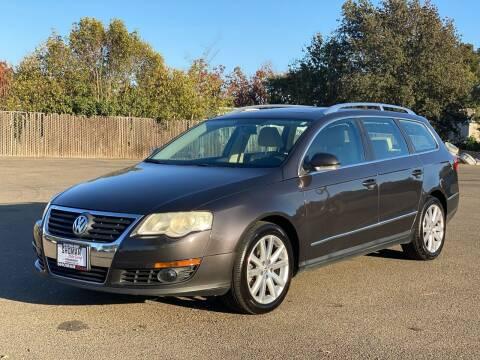 2010 Volkswagen Passat for sale at SHOMAN MOTORS in Davis CA