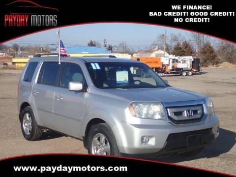 2011 Honda Pilot for sale at Payday Motors in Wichita And Topeka KS