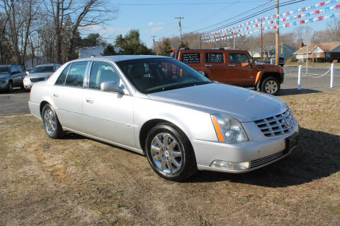 2011 Cadillac DTS for sale at Manny's Auto Sales in Winslow NJ