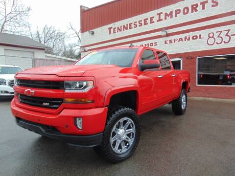 2017 Chevrolet Silverado 1500 for sale at Tennessee Imports Inc in Nashville TN