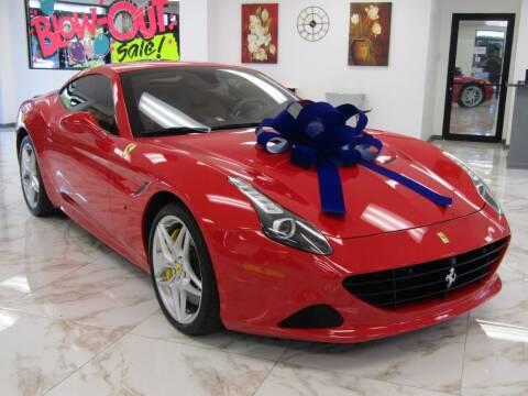 2016 Ferrari California T for sale at Dealer One Auto Credit in Oklahoma City OK