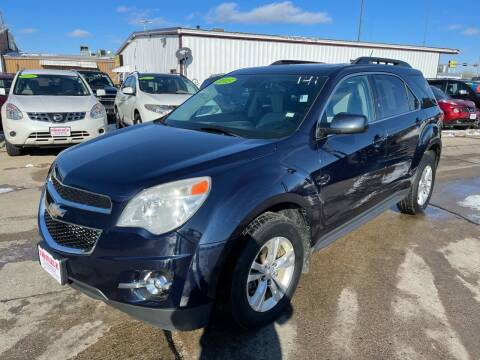 2015 Chevrolet Equinox for sale at De Anda Auto Sales in South Sioux City NE