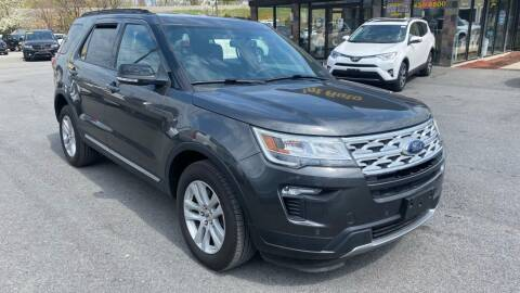 2018 Ford Explorer for sale at South Point Auto Plaza, Inc. in Albany NY