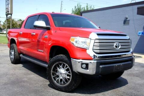 2015 Toyota Tundra for sale at CU Carfinders in Norcross GA