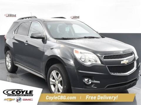 2012 Chevrolet Equinox for sale at COYLE GM - COYLE NISSAN - New Inventory in Clarksville IN