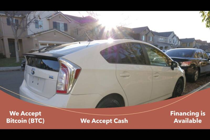 2014 Toyota Prius for sale at Canyon Auto Group in Riverside CA