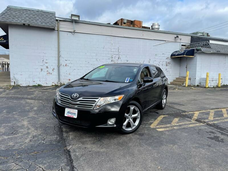 2010 Toyota Venza for sale at Santa Motors Inc in Rochester NY