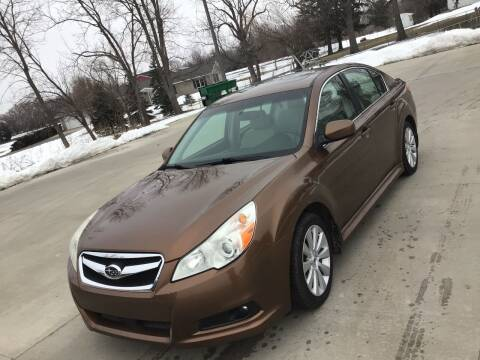 2012 Subaru Legacy for sale at Bam Motors in Dallas Center IA
