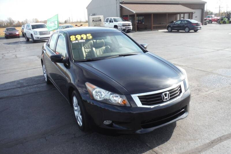 2008 Honda Accord for sale at Bryan Auto Depot in Bryan OH