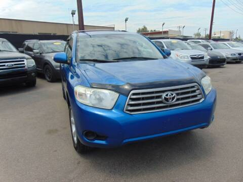 2008 Toyota Highlander for sale at Avalanche Auto Sales in Denver CO