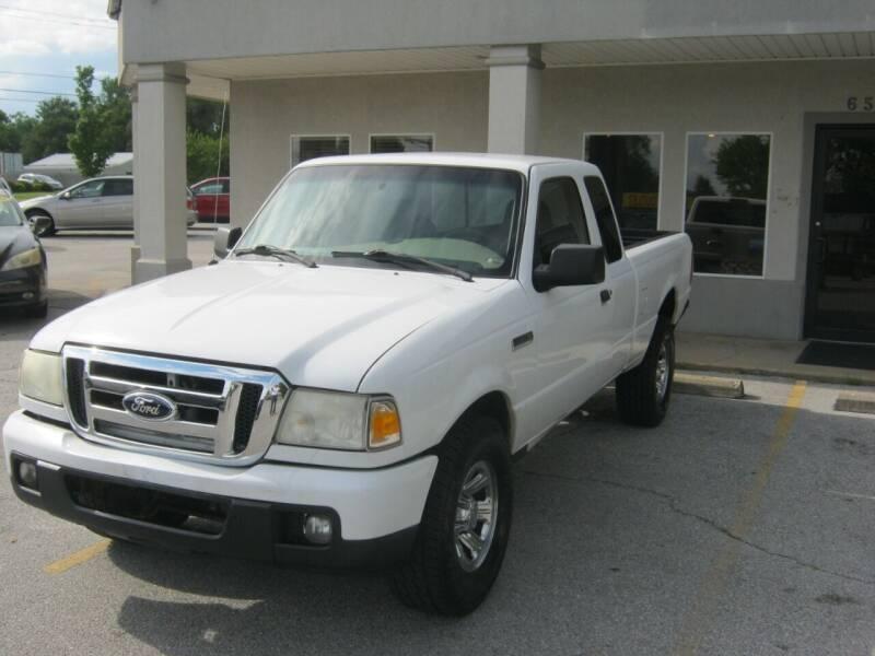 2007 Ford Ranger for sale at Premier Motor Co in Springdale AR
