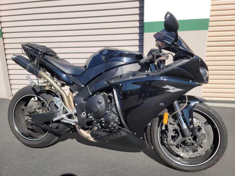 2010 Yamaha YZF-R1 for sale in El Cajon, CA