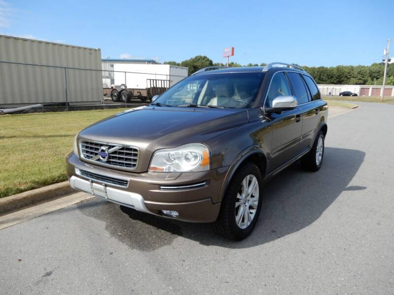2014 Volvo XC90 for sale at United Traders Inc. in North Little Rock AR