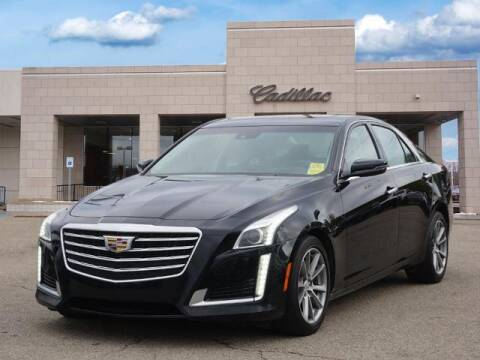 2018 Cadillac CTS for sale at Suburban Chevrolet of Ann Arbor in Ann Arbor MI